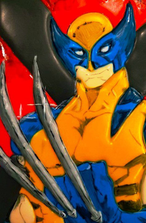 #MMATwitter just went to see what Rachal was up to in her magic kitchen... 👀👀👀 This is my kind of cookie! 🙌🏻💯🔥#Wolverine #Marvel https://t.co/H8I0xKpgfq