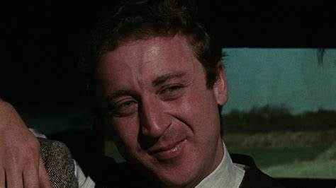 Happy Birthday to Gene Wilder, here in BONNIE AND CLYDE!