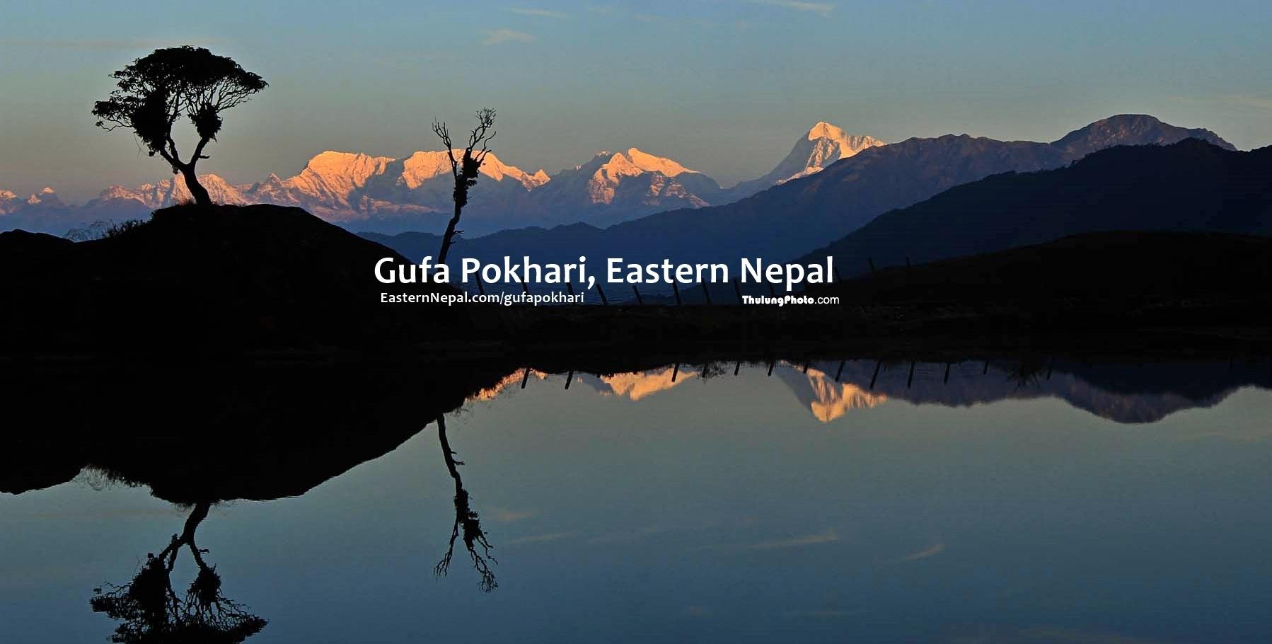 Gufa Pokhari Eastern Nepal