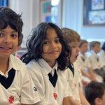 Image for the Tweet beginning: This week, the Junior School