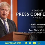 Image for the Tweet beginning: Watch today's coronavirus press conference
