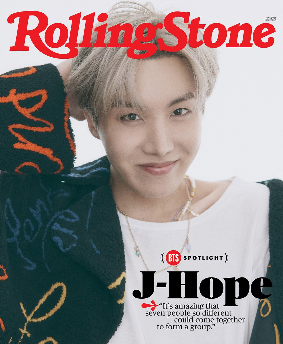 @RollingStone's photo on YOONMIN
