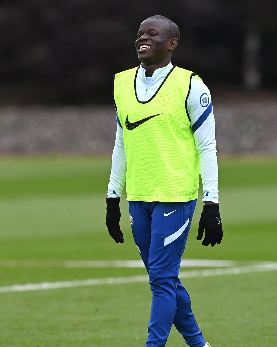 This is your regular helping of wholesome @nglkante content.