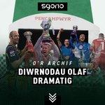 Image for the Tweet beginning: O'r archif: Diwrnodau olaf dramatig