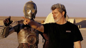 El genio, el maestro, el creador de un universo que sigue creciendo y creciendo, hoy festejamos el cumpleaños de uno del creador de #StarWarsDay   ¡Felices 76 años para George Lucas! 🎉 🎂  El hombre que revolucionó el cine 📽️