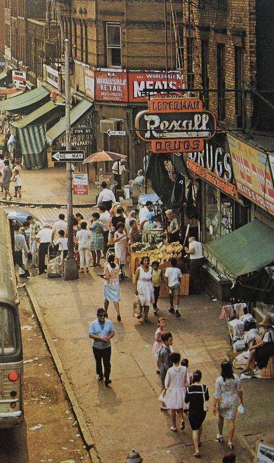 East 156th St, 1960s. #NewYorkMinute  #newyorkcity #NewYorkTimes #Manhattan #bronx #newYork #kindleunlimited #nyc #newyorktough #KU #UK