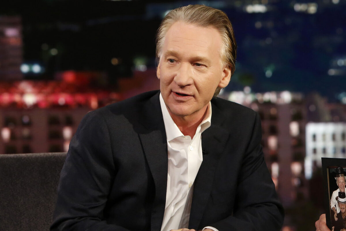 @realDailyWire's photo on Bill Maher