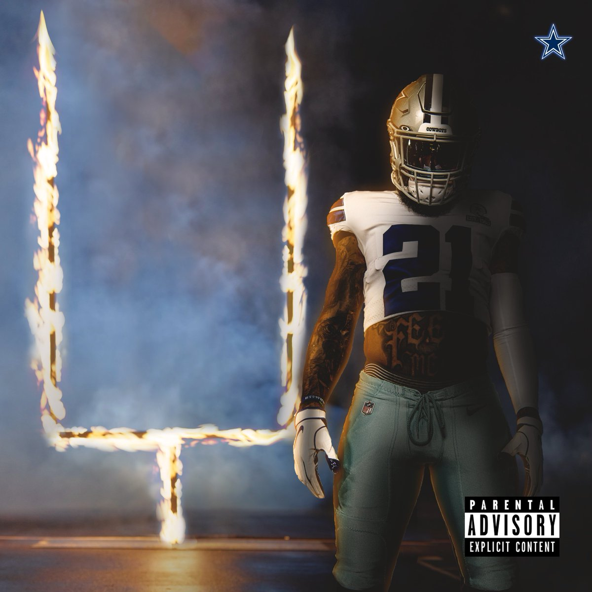 First, Post Malone helps the Cowboys with the 2021 schedule announcement.  Now.....Dallas catching @JColeNC vibes.   @TheFranchiseLV @TheJerryMartin @DamonSayles