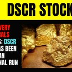 Image for the Tweet beginning: 🌞  💎 $DSCR 🔥🔥 @DiscoverDSCR  💎Discovery Minerals