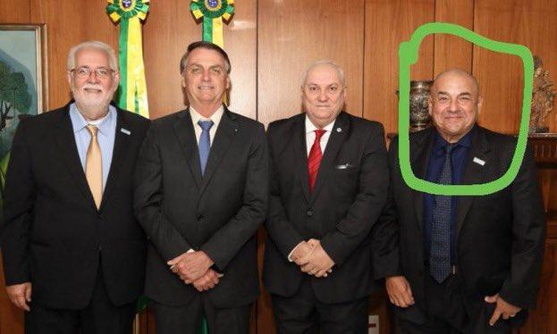 O conselheiro do Sport que atacou Gil do Vigor: https://t.co/U30TTflVbp