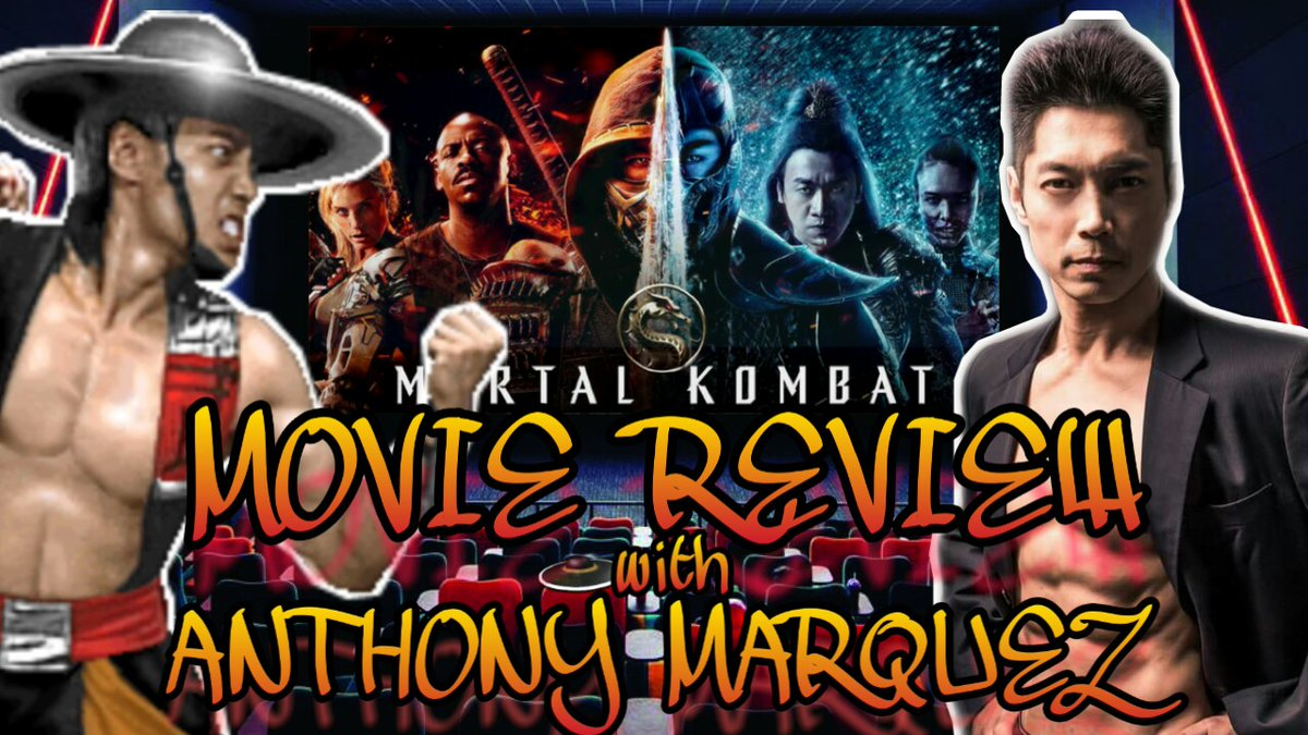 The original Kung Lao, Anthony Marquez, joins me to review the new Mortal Kombat movie and discuss its martial arts, cast, source material, and more. Now available on YouTube - https://t.co/RYzyaH0DfN #MortalKombatMovie https://t.co/Lh2mmqZnCX