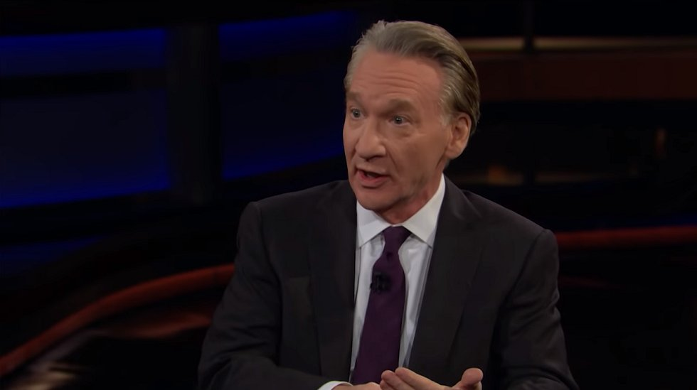 @thehill's photo on Bill Maher
