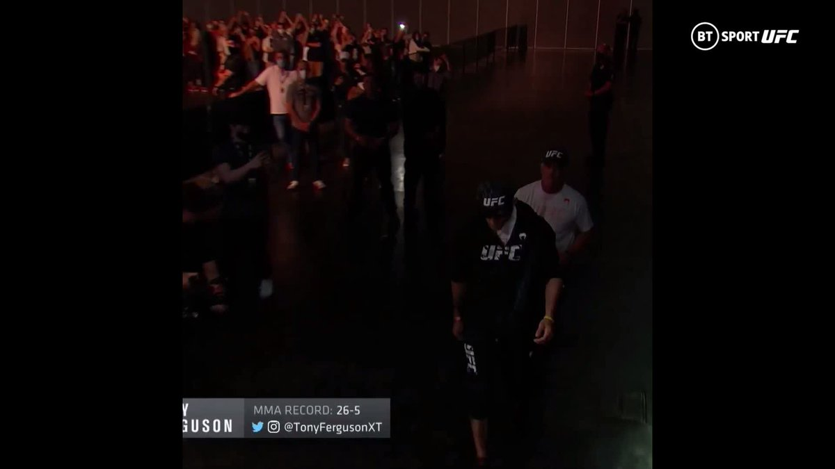🕶 Tony Ferguson v Beneil Dariush 👊  Can El Cucuy stop the slide against one of the hottest lightweights around?  We can't wait to find out!  #UFC262 | Sat 1am | BT Sport 1 HD https://t.co/jhSafNop0B
