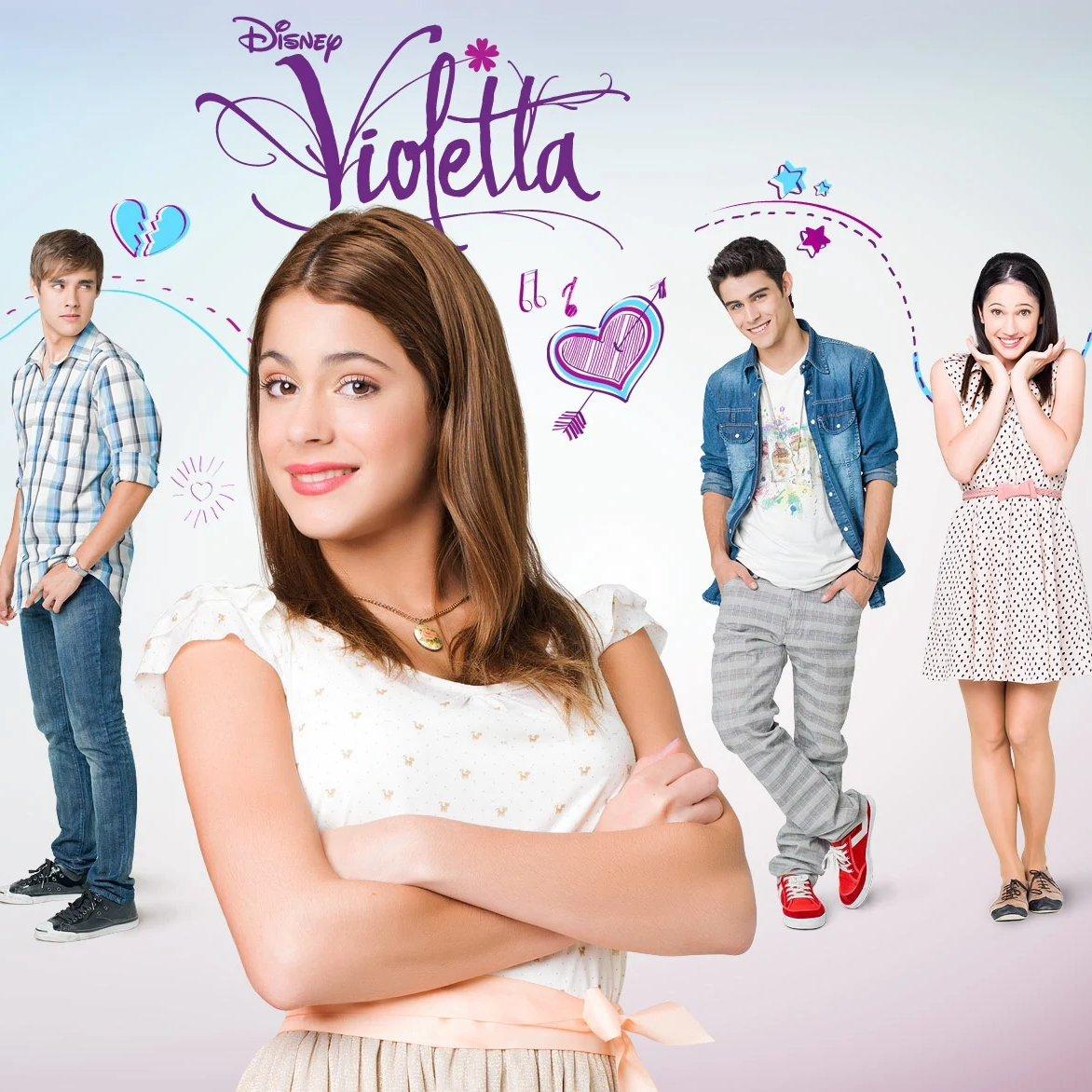 Volvamos 9 años atrás cuando nuestra única preocupación era llegar de la escuela para ver #Violetta en #DisneyChannel.   Un 14 de mayo de 2012 se estrenaba este suceso que marcó la infancia y adolescencia de muchos. ¡Felices 9 años #Violetta! https://t.co/T5oGyBRA6e