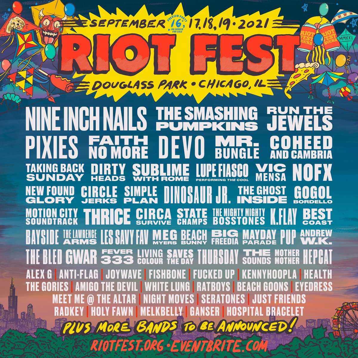 . @RiotFest this September! https://t.co/FhMW8krpRy