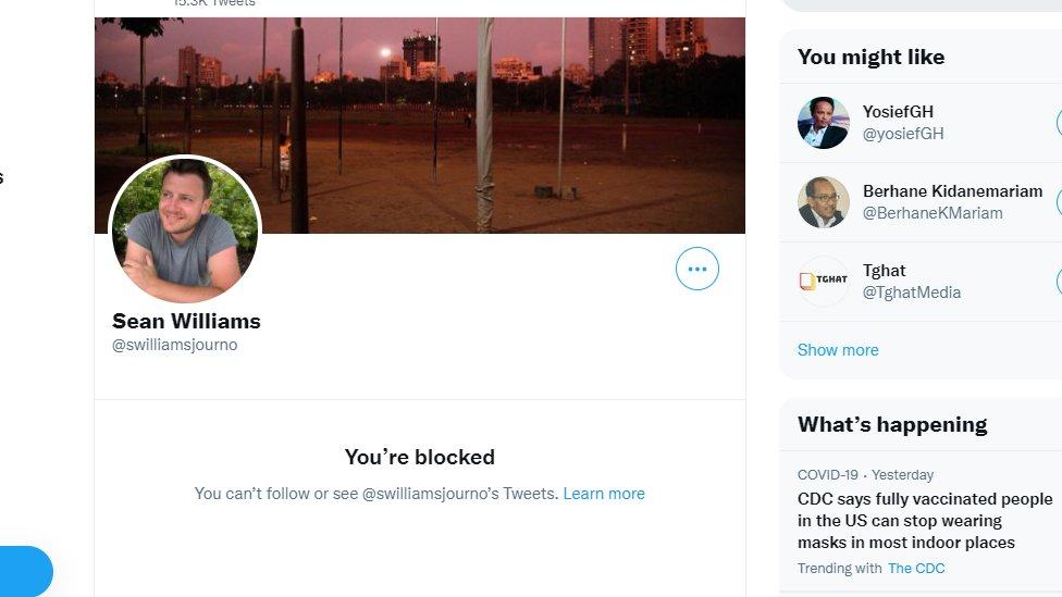 Breaking News: Sean Williams no longer believes I exist. 🤣🤣🤣   Hey, @SPP_FI, I made it into the club! 🤣 https://t.co/cqEifjZVMn