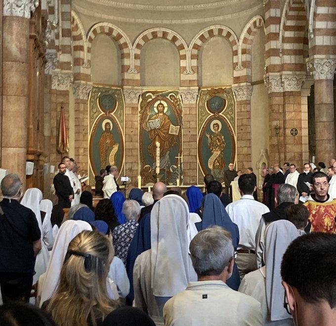 Vigilia de Pentecostés en Jerusalén