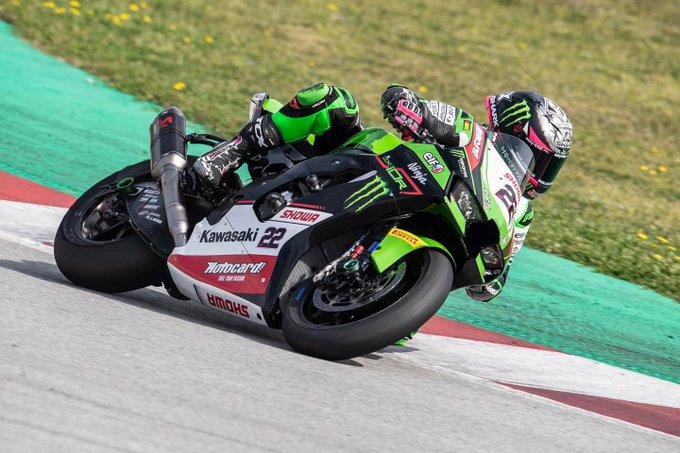 World Superbike et Supersport 2021 E1_jRcXWQAcu_78?format=jpg&name=small