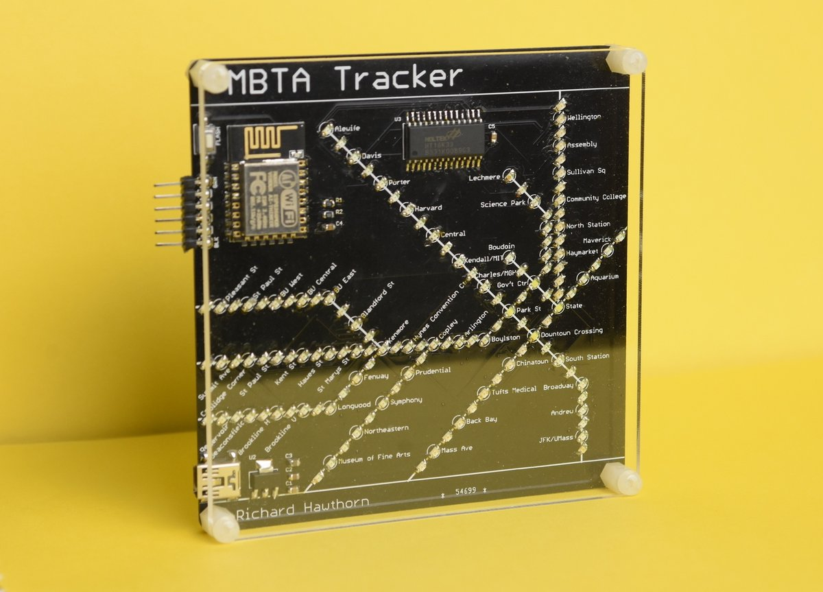 This was my first transit PCB, and covered the northern part of the MBTA in Boston. This (and all the other boards I designed over the previous few years) was the start of Traintrackr.  https://t.co/qecG0cnZVb https://t.co/cmrNXo37D5  #boston #makerspace #mbta #traintrackr https://t.co/v4AOxfQvbq