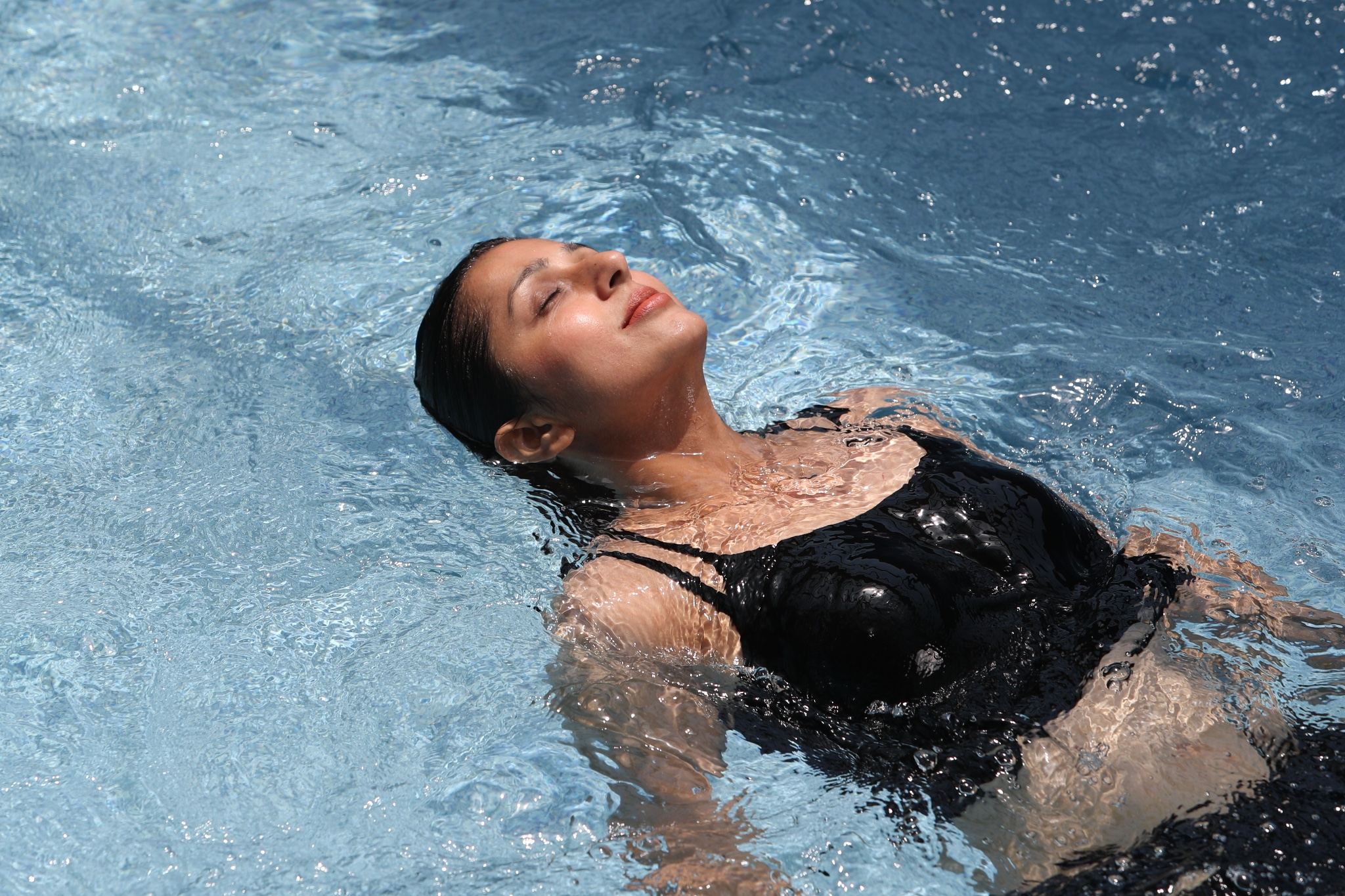 Bhumika Chawla Swimsuit