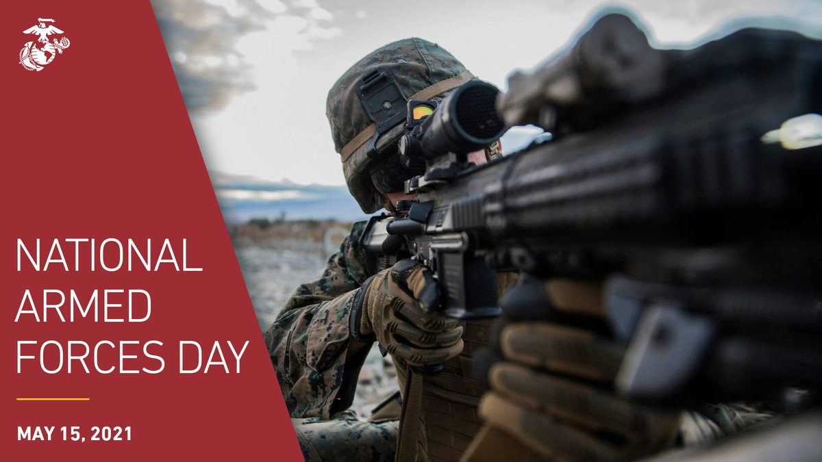 We salute the service men and women in all branches of the United States armed forces who have answered the call to defend our Nation's ideals.  #NationalArmedForcesDay https://t.co/vG1Lad5zHR