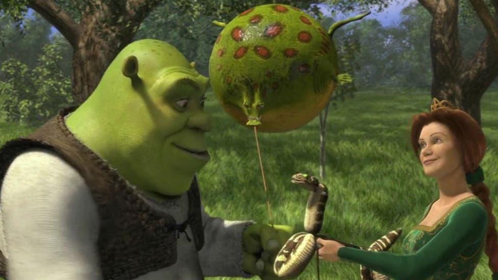 @ReflexionandoS's photo on Shrek