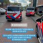 """@BarendrechtnuNL - Politie vanochtend met meerdere wagens aan het #Markermeer #Barendrecht: """"Melding van ruzie tussen man en vrouw in een auto. Ter plaatse waren de betrokkene al uit elkaar en was een vd betrokkene al weg. Deze niet meer kunnen traceren. Verhaal aangehoord en informatie genoteerd"""" https://t.co/syuOxtF2PD"""