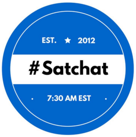 Next week (5/22) @mmatp & @JanetLPeters guest moderate a convo on #satchat   Topic: Building School Partnerships to Promote Inclusive Technology  Hope to see you next week at 7:30am EST https://t.co/3Do3qq5nXD