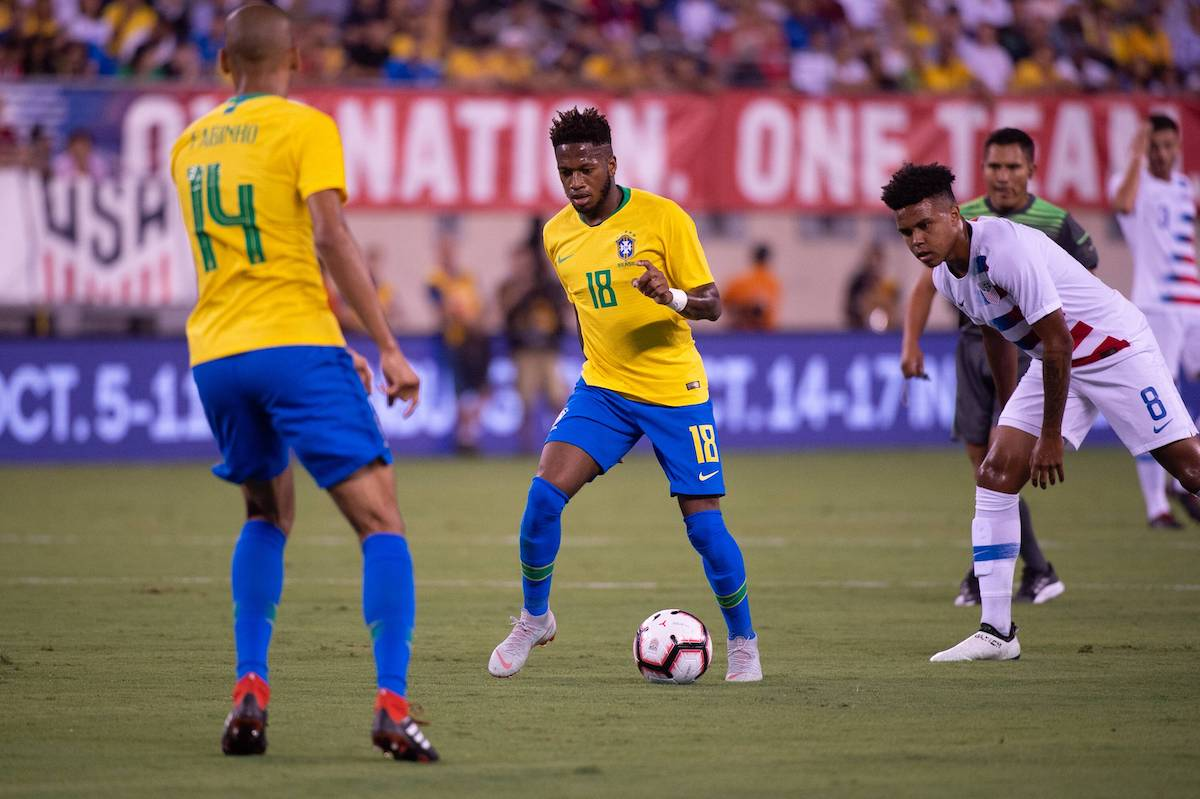 Brazil national team: Manchester United's Fred called up for World Cup qualifiers https://t.co/yfIUVbihBt #MUFC #ManUTD #United https://t.co/GL1PPb4UMX