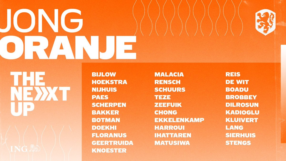 🚨 OFFICIAL: Tahith Chong has been included in the Netherlands u21 squad for their match against France #mufc #mujournal https://t.co/7gk65mNoHm