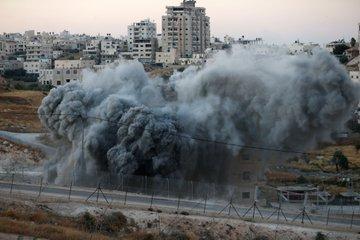 Dringend | Die israelische Menschenrechtsorganisation B'Tselem: Israel begeht Kriegsverbrechen in Gaza, indem es Zivilisten tötet und die Infrastruktur zerstört