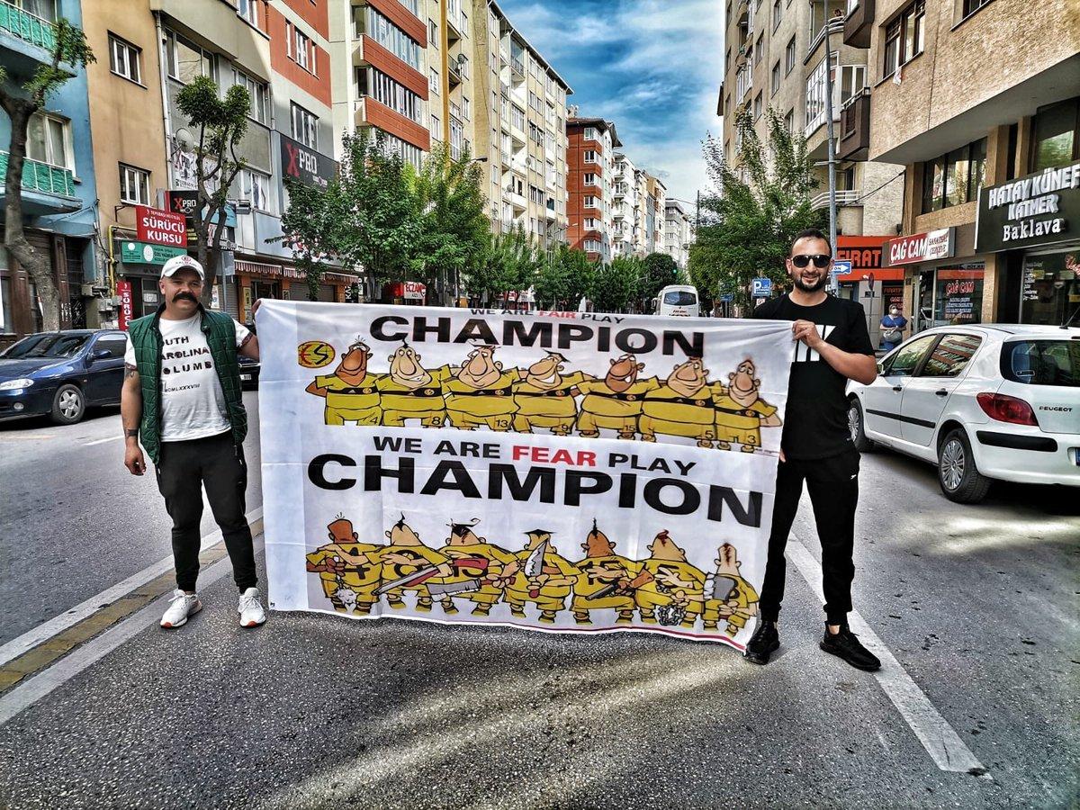 Eskişehir'de sadece Eskişehirspor kutlanır!