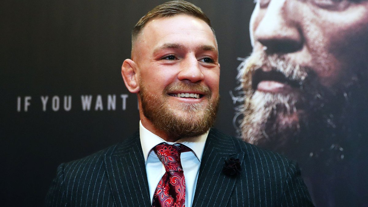 McGregor highest-paid athlete ahead of Messi in Forbes list https://t.co/XZ8AwqK0Vw https://t.co/IAR5lmGlh2