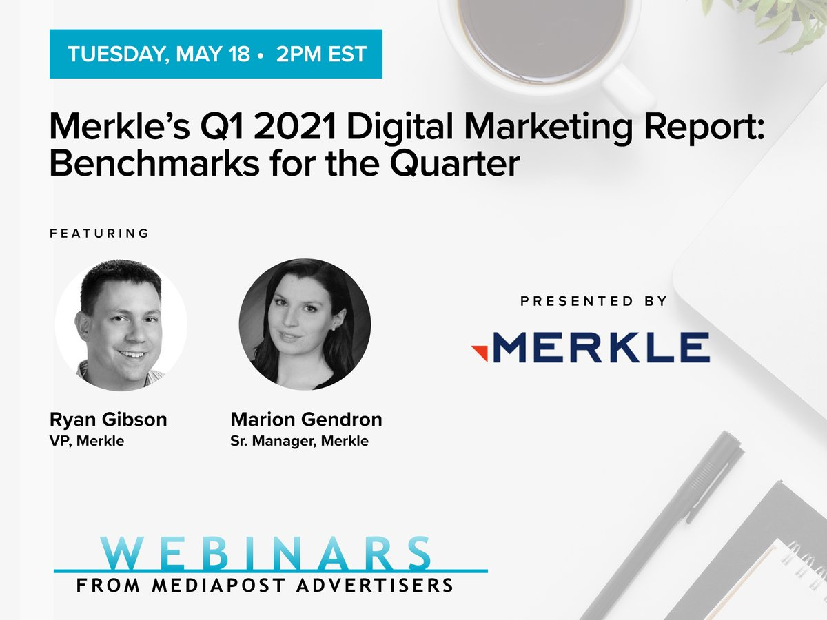 Tune in 5/18 at 2pm EST to get an insider look into Merkle