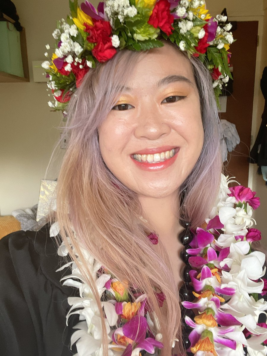 Congratulations to UHM antho _alumn_ Jenny Ung!