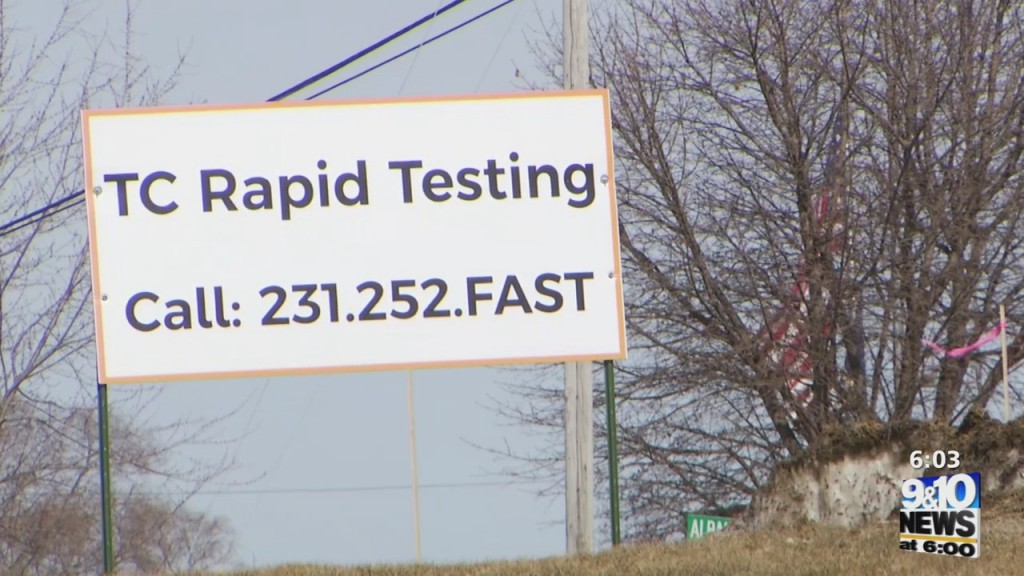 COVID 19 Rapid Testing Site Opens in Traverse City   9   10 News https://t.co/RcMyt8I7bS https://t.co/YhRA9AsCze