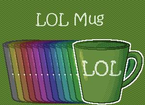 LOL mug shell
