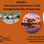 Abstract done and submitted for #ESAus21 Excited by the prospect of co-presenting with Badimia Elder Ashley Bell at this year's ESA conference  - https://t.co/83Esm0E0z8 #TheGreatSandalwoodTransect #RightWayScience #TwoWayScience #SantalaceaeScience  #ESaus21 @EcolSocAus