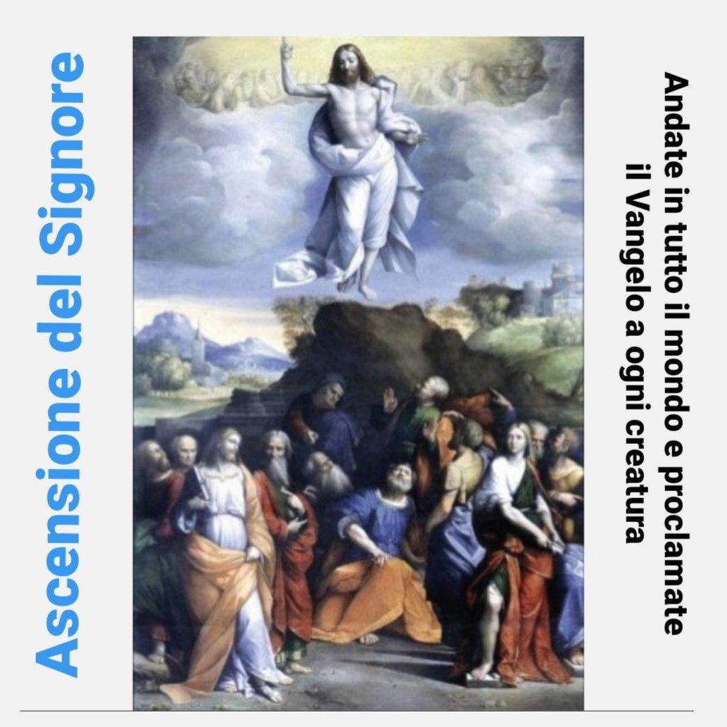 #Ascensione