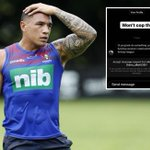 Weeks after two men were charged for attacking Latrell Mitchell over social media, Knights star Tyson Frizell has been subjected to a racial slur @BuzzRothfield highlights, lowlights https://t.co/XbxfQLZuW6