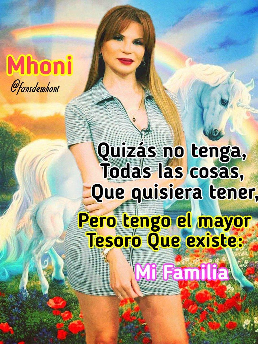 RT @fansdemhoni: @mhonividente El amor de mi familia 👪 es la bendición más grande.. https://t.co/d3tjhtc2Dm