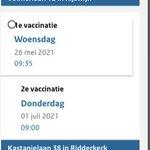 @Thomas06901916 - @Houdafstand @obiwankeny @GGDGHORNL Van beide locaties krijg je geen slots terug op https://t.co/bxUAyOsMbK, alleen Rijswijk, Ridderkerk en Barendrecht vanuit Dordrecht (3311) https://t.co/IH9GXSOyMK