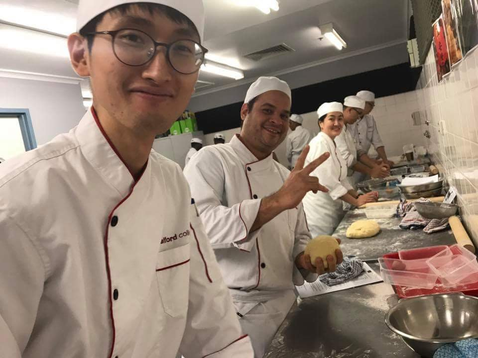 Thank you for guys for the wonderful meal. You definitely have a bright future in the culinary industry. #chefsinthemaking https://t.co/Gzccx4Fst7