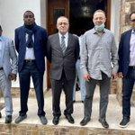 Image for the Tweet beginning: #HappeningToday H.E Youssef #Imani hosting