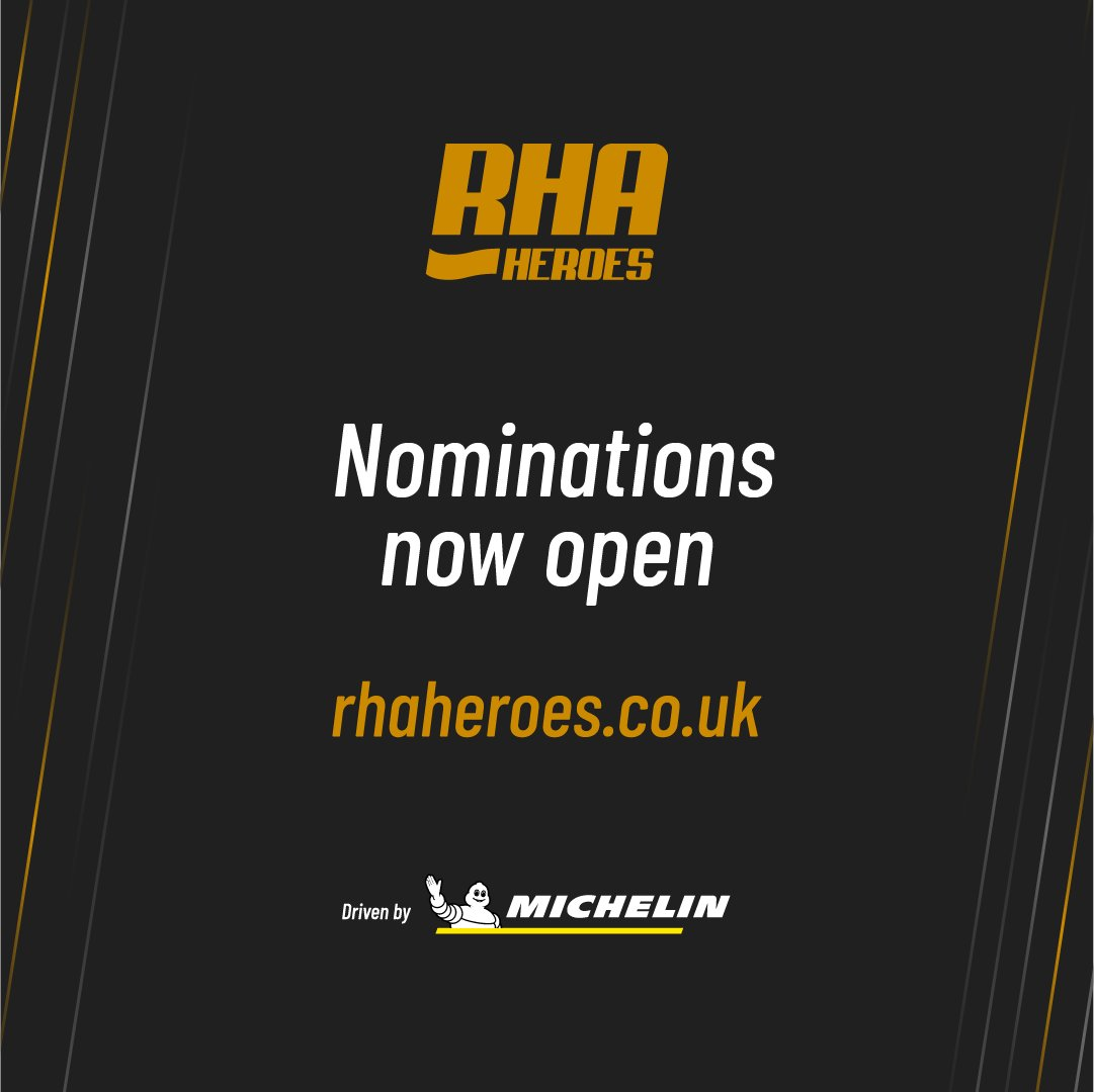 Is there a better time to recognise the amazing work your colleagues in the commercial vehicle sector do? Our #RHAHeroes campaign is the opportunity to do just that. Nominate your hero today: https://t.co/8hl1f7CNcV #HGVs #coaches #vans #freight @RHANews https://t.co/Ie49Tdc9tb