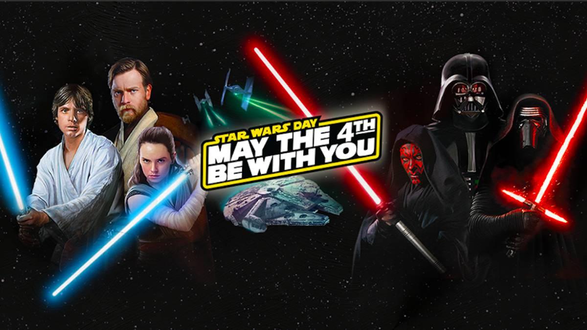 Da igual a qué galaxia pertenezcas, los agentes de #GENERALI siempre estamos para ti con nuestra mejor #ActitudRojoGenerali #StarWarsDay #MayThe4thBeWithYou