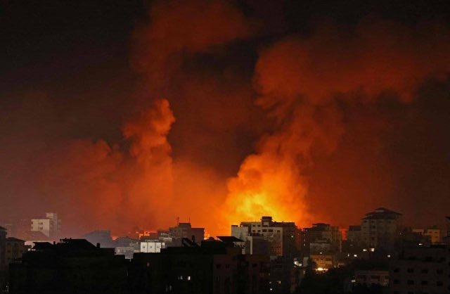 Why the epic bombing of Gaza tunnels? Trafficking? Other? https://t.co/20I3deI1MY