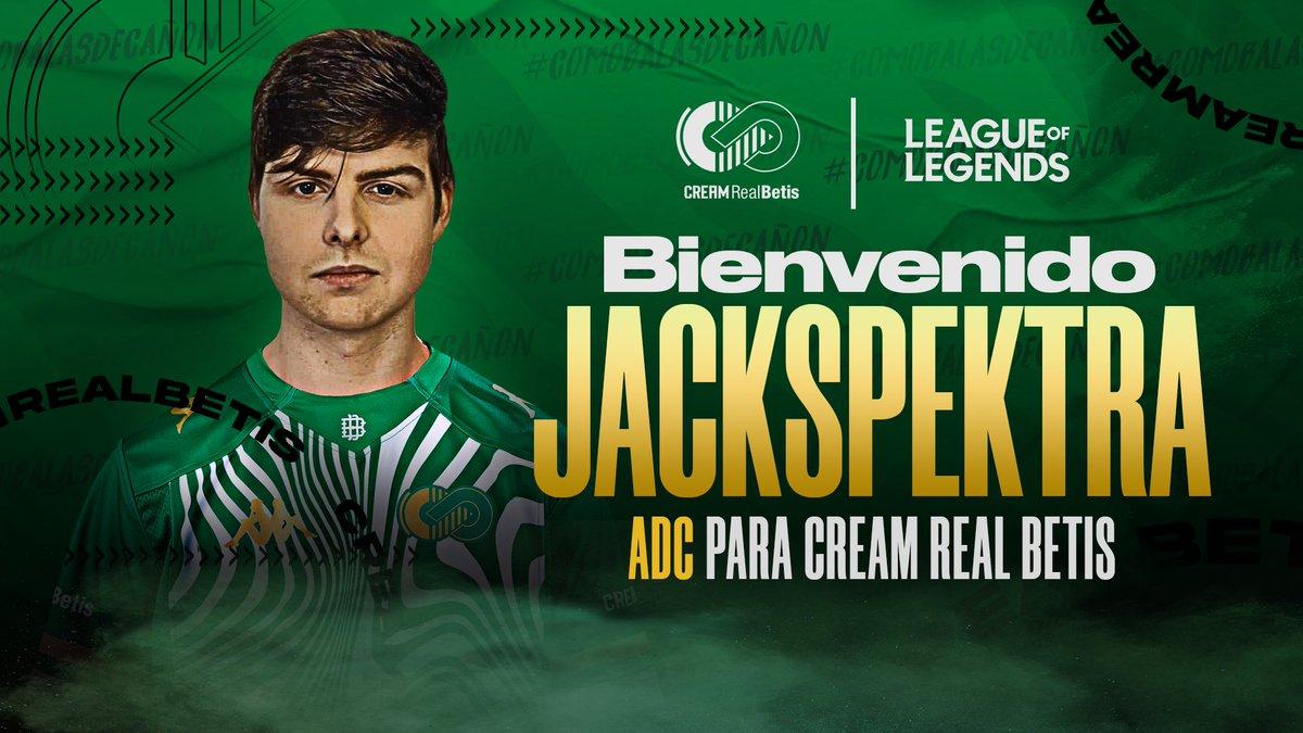 Jackspektra Cream Real Betis
