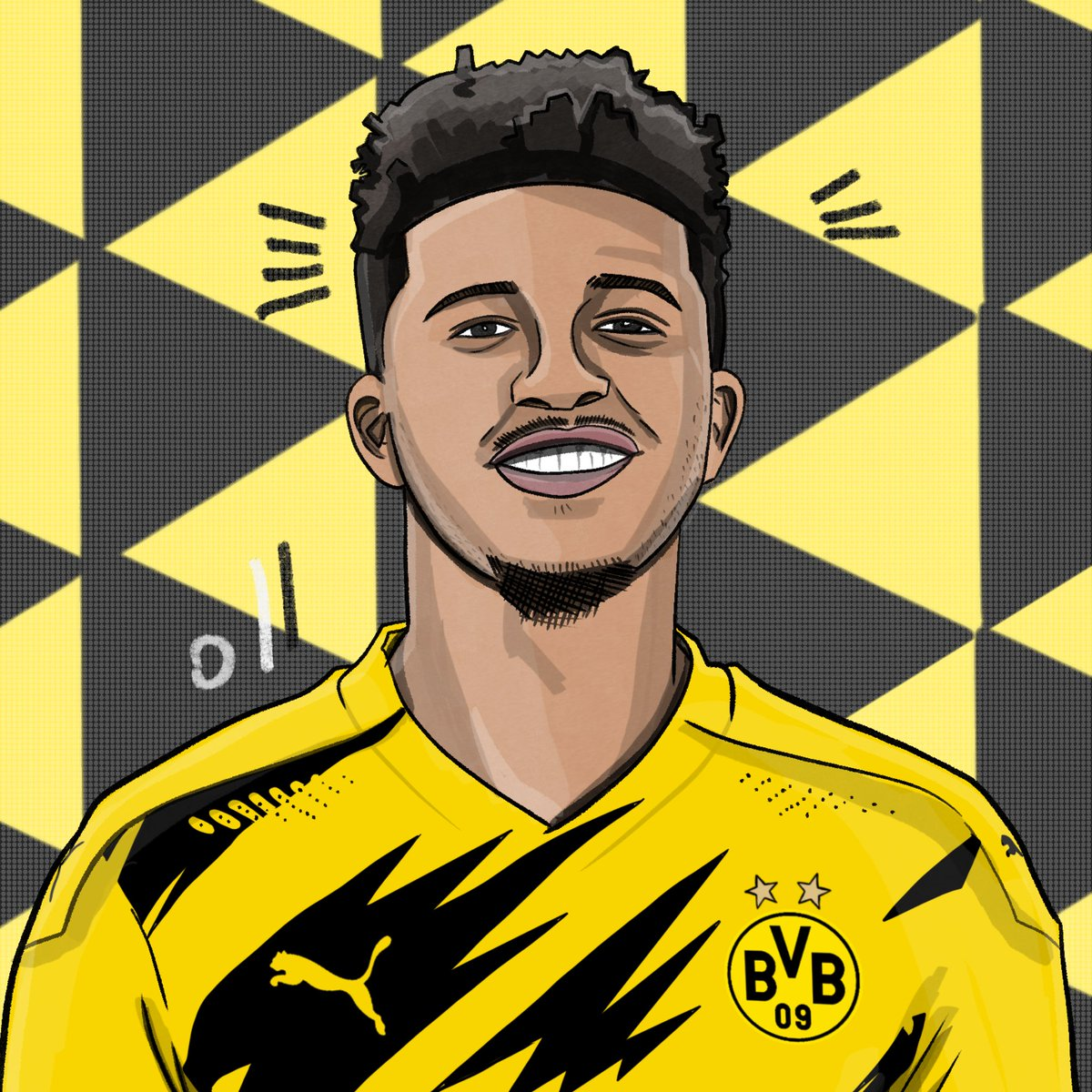Jadon Sancho in all competitions for Dortmund: 2017-18: 5 goals, 7 assists 2018-19: 13 goals, 20 assists 2019-20: 20 goals, 20 assists 2020-21: 16 goals, 20 assists  🔥 https://t.co/kpA27KKIgW