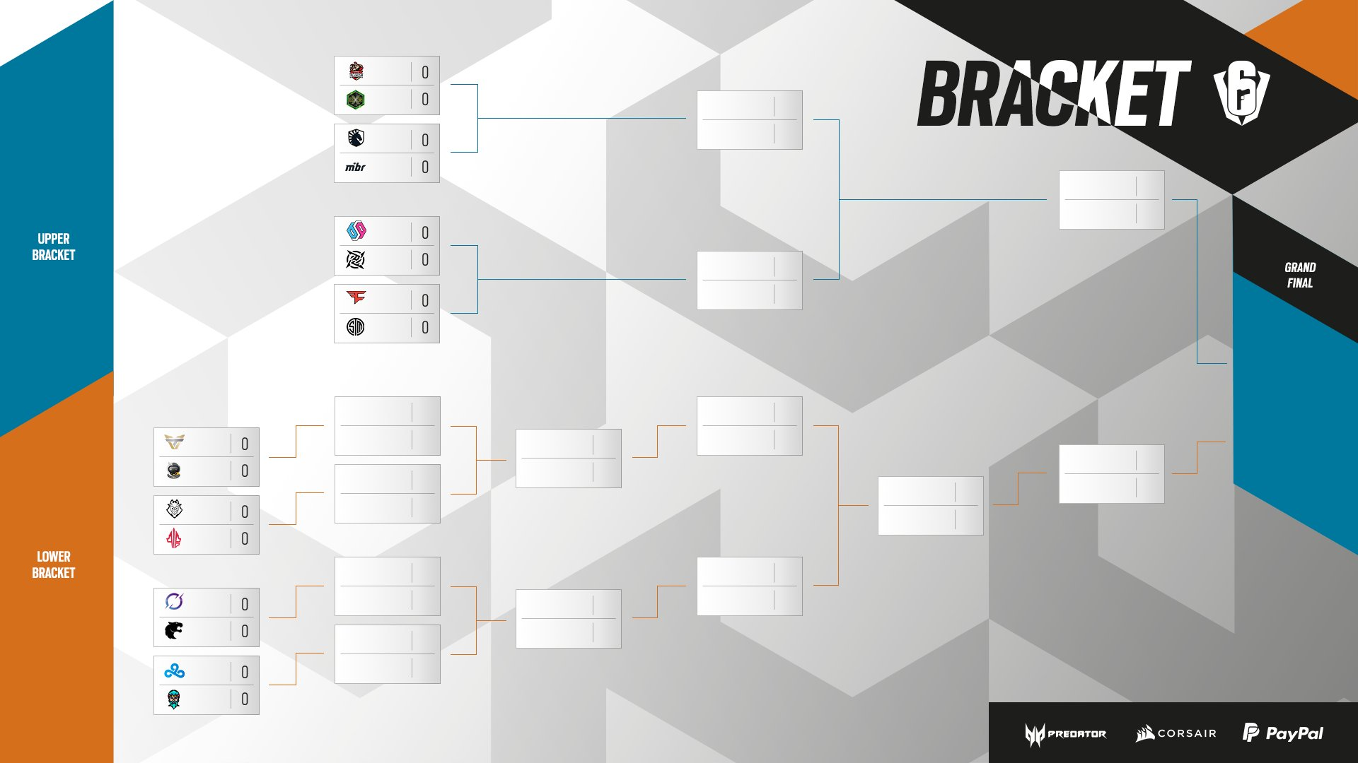 six invitational 2021 playoffs bracket